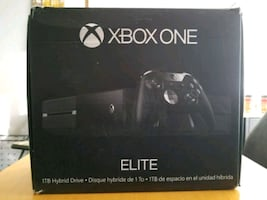 Xbox One Elite/controller/headset