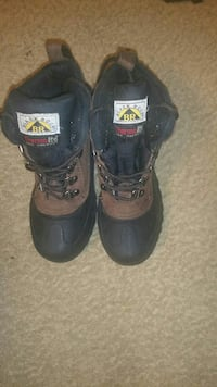 Hiking and Western Boots