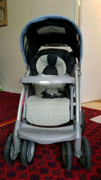 Graco large wheels stroller