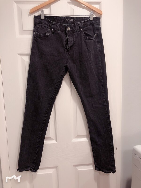 Ck woman's pants jeans size 2 denim Calvin klein 0