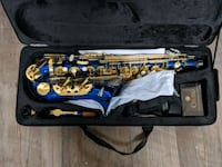 Alto sax brand new, used once!  Redding, 96001