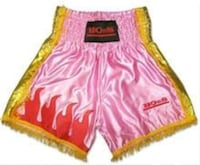 NEW: girls large BOES PINK THAI SHORTS  Made of so Edmonton, T6X 1J9