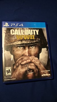 Call of Duty: WWII PS4 El Paso, 79938