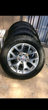 "20"" original rims Midland"