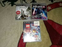 PS3 GAMES $3 EACH San Angelo, 76903