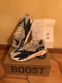 Yeezy Boost 700 Wave Runner Size 12 (Brand New in Box) West Milford, 07480