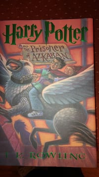 Harry Potter books. Two copies @ $5 each  Germantown, 20874