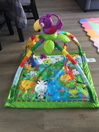 Fisher-Price Rainforest Music & Lights Deluxe Gym Miami, 33131