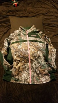 Waterproof Womens Jacket w/ scent control Anchorage, 99508