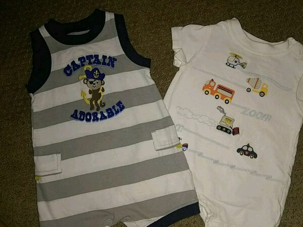 aa592a1ac Used Summer Baby Outfits -(3-6 months) for sale in Chattanooga - letgo