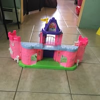 1 toy castle Passaic, 07055