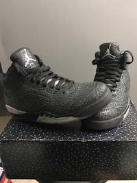 Jordan 3lab5 metallic size 11 Woodbridge, 22193