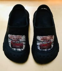 Disney-PIXAR Cars LIGHTNING McQUEEN Shoes in GUC • $4 FIRM! Winnipeg
