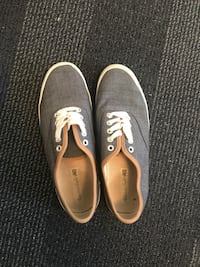 pair of brown Vans low-top sneakers Calgary, T2M 0C3