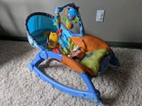 Baby to toddler rocking chair Lincoln, L0R 1B6
