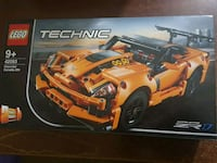 Maket araba lego technic corvette ZR1 ve Hot Rod   2 model tek kutu