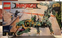 LEGO Ninjago Movie - Green Ninja Mech Dragon (70612) North Potomac, 20878