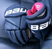 "Kids Bauer Vapor X Edge 9""  hockey gloves Barrie, L4M"