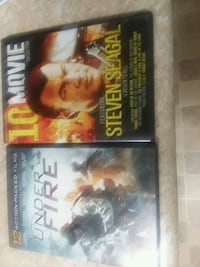 12 Under fire &10 Steven Seagal Johnson City, 37601