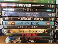 DVDs and seasons