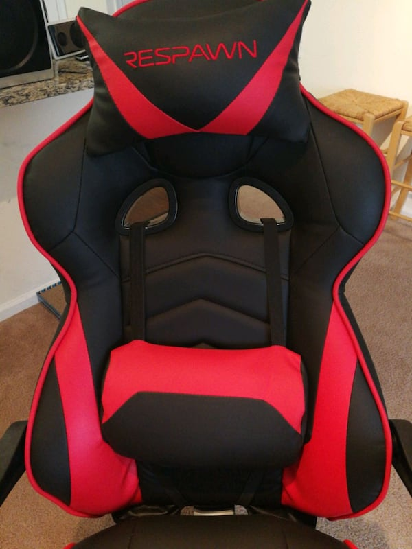 Gaming Chair (Recliner)- Respawn 110 with Footrest ba264c34-36a2-45f3-9404-1d02b34e3910