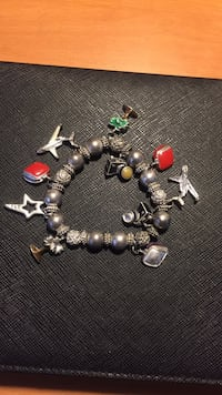 Bracelet with charms not pandora