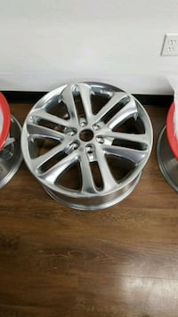"2014 Ford F-150 Limited Edition 22"" Aluminum Rims"