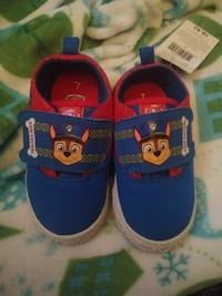 Paw patrol toddler shoes Portland, 97217