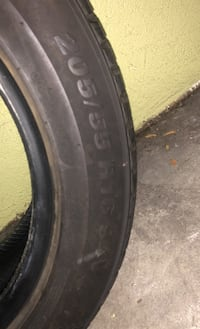 Kumho Wintercraft wp 72 - Honda Civic Snow tires