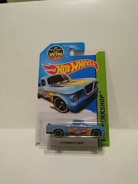 Hot Wheels die-cast car collection