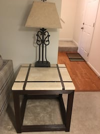 """Top Marble"" table (pickup only from Great Falls VA) Great Falls, 22066"