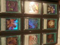 Yugioh spell and trao card foil lot Upper Darby