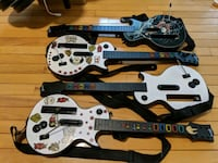 Guitar Hero Wii and Wii U compstible guitars Mississauga, L5M 5N8