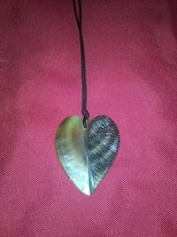 silver-colored heart pendant necklace Long Beach, 90806