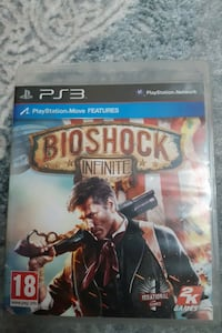 PS3 CD BİOSHOCK INFINITE