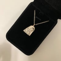925 Sterling Silver Pendant / ICON Toronto