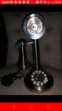 Antique style telephone Fall River, 02723