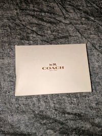 Authentic COACH wallet and wristlet  Mississauga, L4Z 4E1