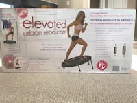 Elevated Urban Rebounder 23 km