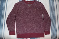maroon knit sweatshirt West Covina, 91790