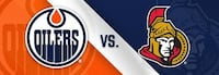 Oilers vs Ottawa Senators Mar 23 Sherwood Park