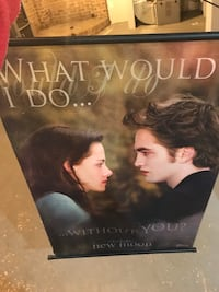 Twilight poster Newmarket