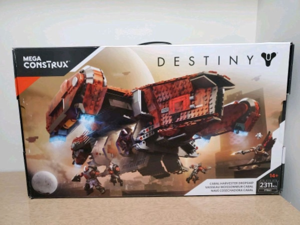 Lego Mega construx destiny Cabal Harvester  63ea6fee-83cd-410c-9f27-d2753bd571a2