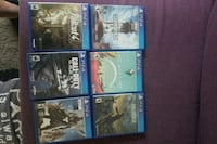 Lot of PS4 games College Park, 20740