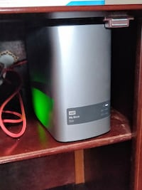 Western Digital 8TB My Book Duo (expandable to 12 Falls Church