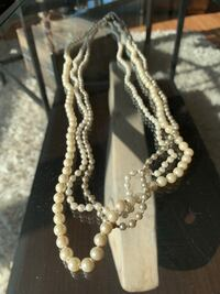 """jcrew """"pearl necklaces"""" Silver Spring, 20910"""