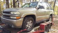 Chevy Tahoe whole or Parts available Wantage, 07461