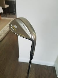 60° Mizuno MP T-Series Black Nickel Wedge