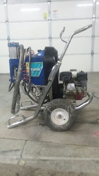 Graco Hydro max 225 commercial paint sprayer.  Anderson, 96007
