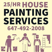 contracting painter house renovation painting Oakville